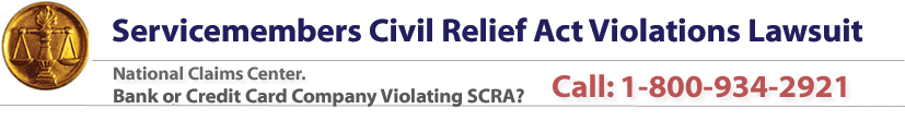 scra lawsuit